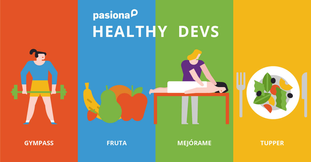 Pasiona Healthy Devs software developes
